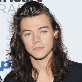In Case You're Tracking the Whereabouts of Harry Styles's Hair...