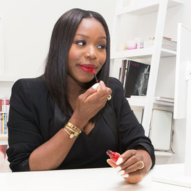 I'm Obsessed: Christian Louboutin's Loubilaque Lip Lacquer