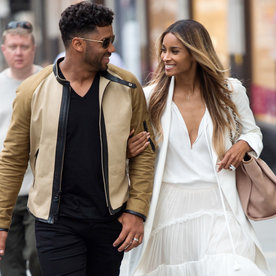 This *Might* Be the Sexiest Look Ciara Rocked at Her Bachelorette Party