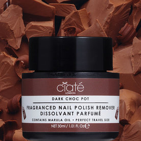 Chocolate-Scented Nail Polish Remover Is Actually a Thing