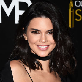 Here's What Kendall Jenner Has to Say About Going Braless