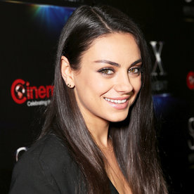 Proof Mila Kunis Would Look Amazing with a Bob