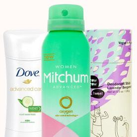 What Deodorant Should You Really Be Wearing? Because Summer