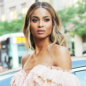 Ciara Looks Incredibly Radiant in Makeup-Free Selfie