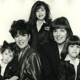 The Kardashian Sisters Wish Grandma MJ Happy Birthday with Adorable Throwback Pics