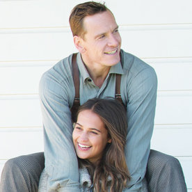 Alicia Vikander and Michael Fassbender Had Instant Chemistry When they First Met on the Dance Floor