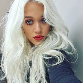 Lottie Tomlinson's New Hair Color Is Everything and More