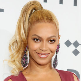 Beyonce Already Discovered Your New Favorite Lipstick Shade