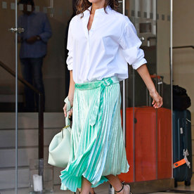 Fantastic Victoria Beckham Most Memorable Fashion Moments Instyle Com Short Hairstyles For Black Women Fulllsitofus