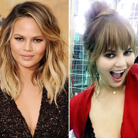 See the new celebrity hair makeovers of 2016 instyle pmusecretfo Image collections