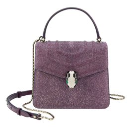 Serpenti+Forever+Flap+Cover+Bag