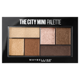 Editor's Pick: Maybelline New York The City Mini Palette