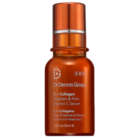 Best Serum: Dr. Dennis Gross C+ Collagen Brighten & Firm Vitamin C Serum