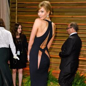 Watch Out Oscars: Karlie Kloss Is Coming!