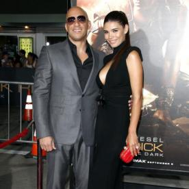 Vin Diesel's Hands Are Full with Furious 7 and More Dad Duties