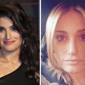 Idina Menzel Channels Frozen's Elsa with a Dramatic Blonde Hair Makeover