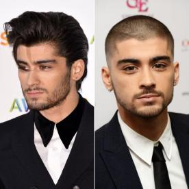 Zayn Malik Debuts a Buzz Cut at His First Red Carpet Since Leaving One Direction