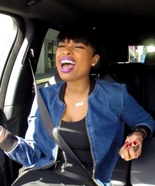 Jennifer Hudson plays carpool karaoke with James Corden