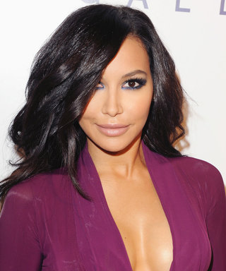 Naya Rivera Shares Hilarious Photo from Her Son's First Flight