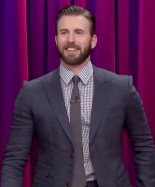 Chris Evans and Jimmy Fallon Play Team Flip Cup