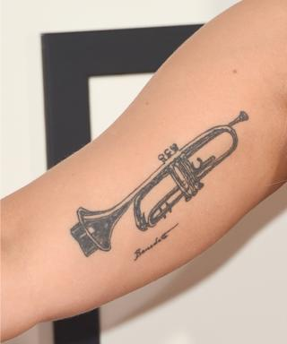 Quiz: Can You Match These Tattoos with Their Celebrity Owners?