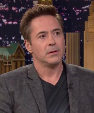 Robert Downey Jr. on The Tonight Show Starring Jimmy Fallon