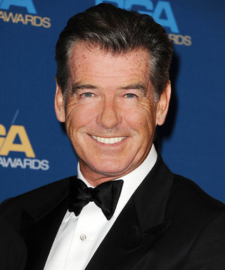Pierce Brosnan Turns 61 and Is as Dapper as Ever
