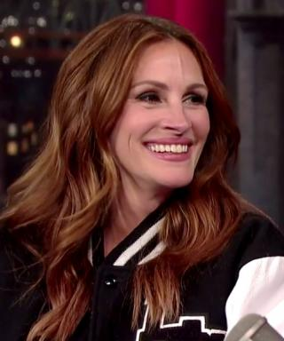Julia Roberts Remembers Her Terrifying First Late Show Experience