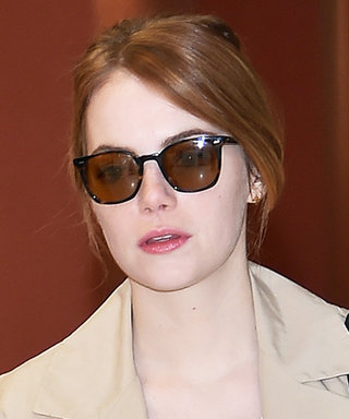 Emma Stone Pieced Together the Perfect Travel Outfit (and Here's How You Can, Too)