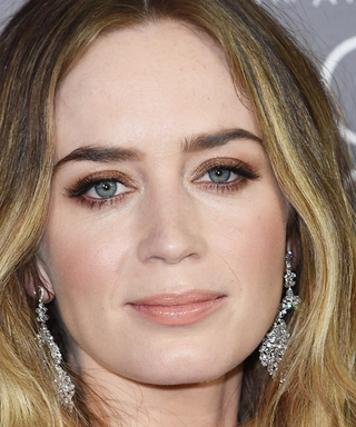 Watch: The Incredibly Easy DIY for Emily Blunt's Feathered Eyebrows