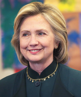 Hillary Clinton's Pantsuit-Inspired T-Shirt Is Pretty Amazing