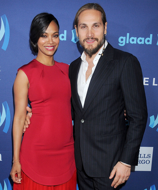 "Zoë Saldana Explains ""Why My Husband Took My Last Name"" in InStyle's July Issue"