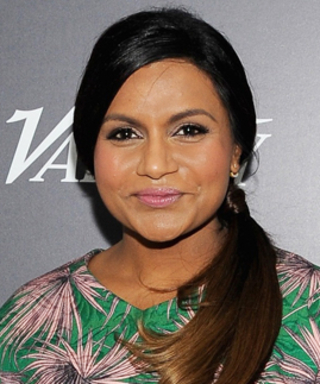 The 10 Pieces You Need to Recreate Mindy Kaling's Bold Wardrobe
