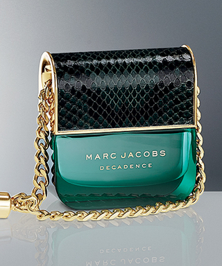 Marc Jacobs's Upcoming Handbag-Shaped Fragrance Is the Literal Definition of Decadence