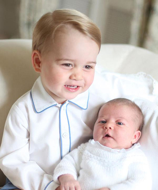 These Three New Photos of Prince George and Princess Charlotte Will Make Your Day—Plus, Shop Their Cute Outfits