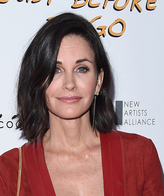 Here Is Proof ThatBirthday Girl Courteney Cox Hasn't Aged Since High School