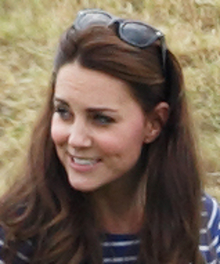 Kate Middleton and Prince George Have a Blast at Prince William's Polo Match