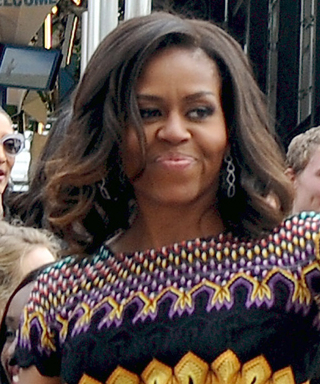 Michelle Obama Ends Her Milan Visit On a Fashion High-Note
