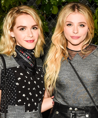 See How Kiernan Shipka, Kate Bosworth, Chloë Grace Moretz, and More Stars Partied on the High Line with Coach