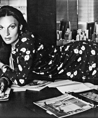 New Diane von Furstenberg Biography Recounts Her Dazzling First Days in New York