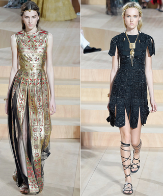 Why the Valentino Haute Couture Show Was One Large Toga Party