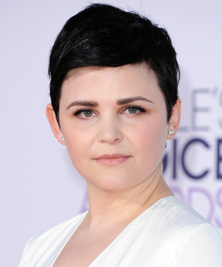 Ginnifer Goodwin Hops on the Pastel Hair Trend