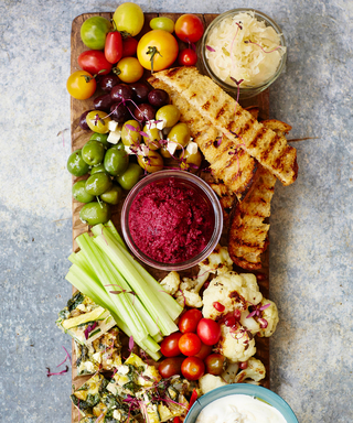 How to Build the Ultimate Tapas Board