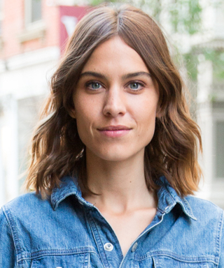 7 Revelations from Alexa Chung at the Launch of Her Latest AG Collection