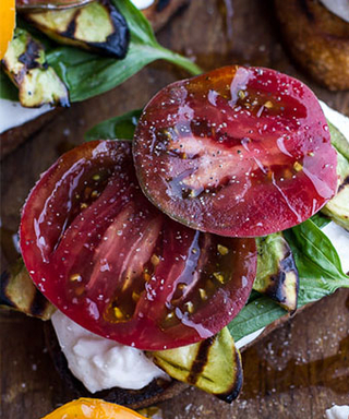 The Best Fresh Recipes for Heirloom Tomatoes