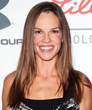 Hilary Swank Is Engaged—See Her Gorgeous Ring