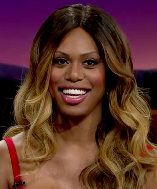 Laverne Cox on Meeting Caitlyn Jenner for the First Time