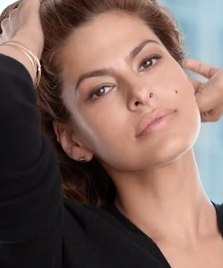 Watch Eva Mendes Work Her Camera Angles Like a Pro in Her New Estee Lauder Campaign