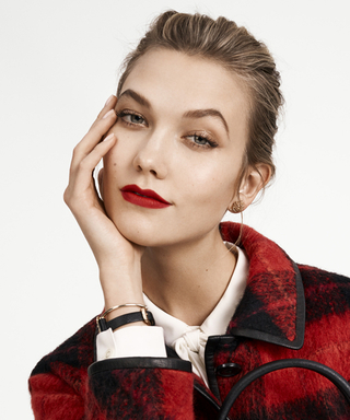 Sneak Behind the Scenes at Karlie Kloss's Kate Spade Campaign Shoot