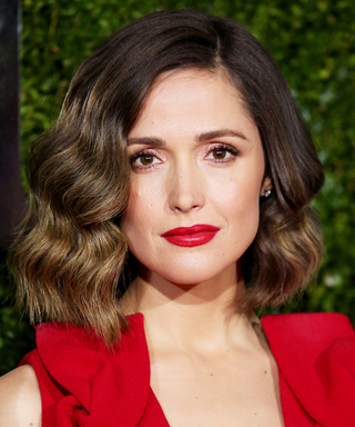 Rose Byrne Shows Off Her Growing Baby Bump in Instagram With Lena Dunham, Amy Schumer, and More